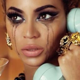 Beyonce & a Bubble Bath