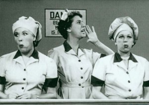 i love lucy chocolate