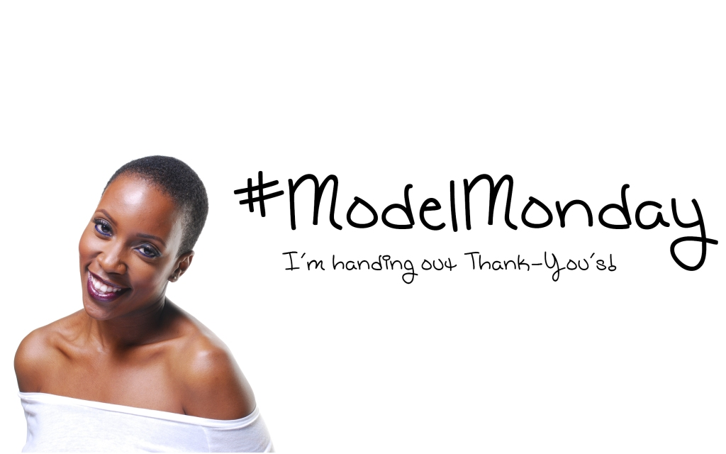 #ModelMonday