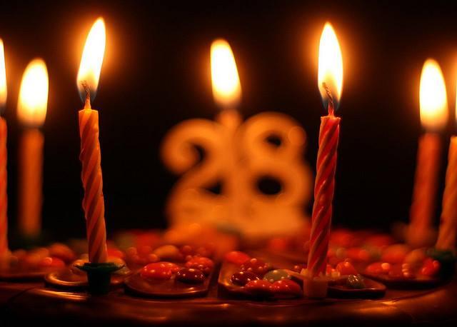 28 birthday
