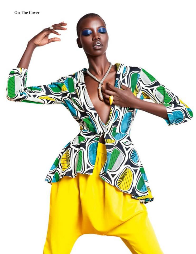 Model: Nykhor Paul
